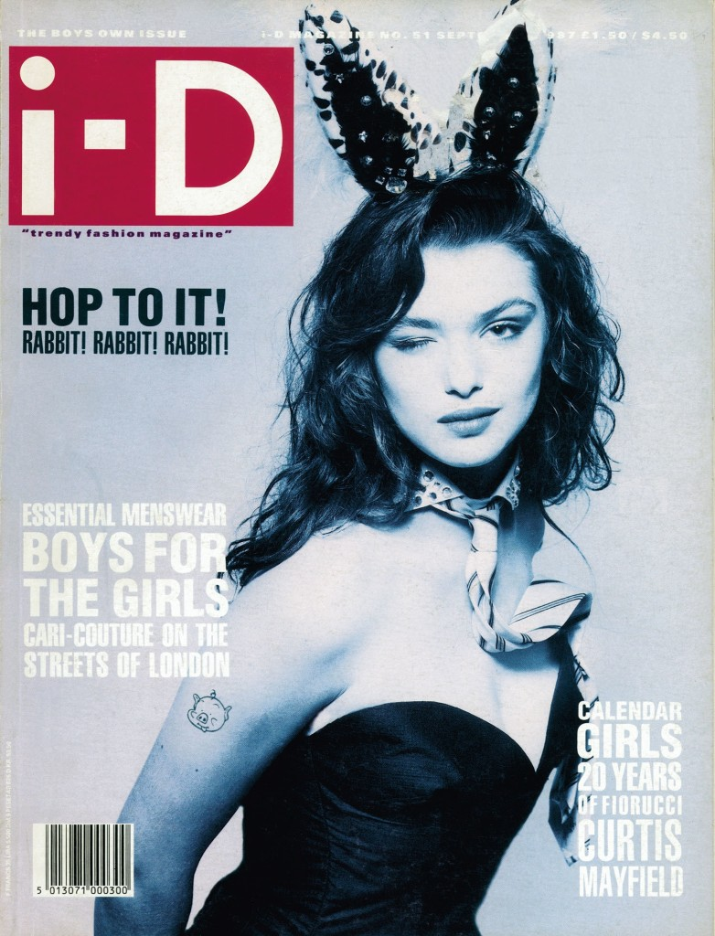 Рейчъл Вайс – The Boys Own Issue, No. 51, септември 1987 г.